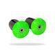 Supacaz Star Plugz Lenkerendkappen neon grün